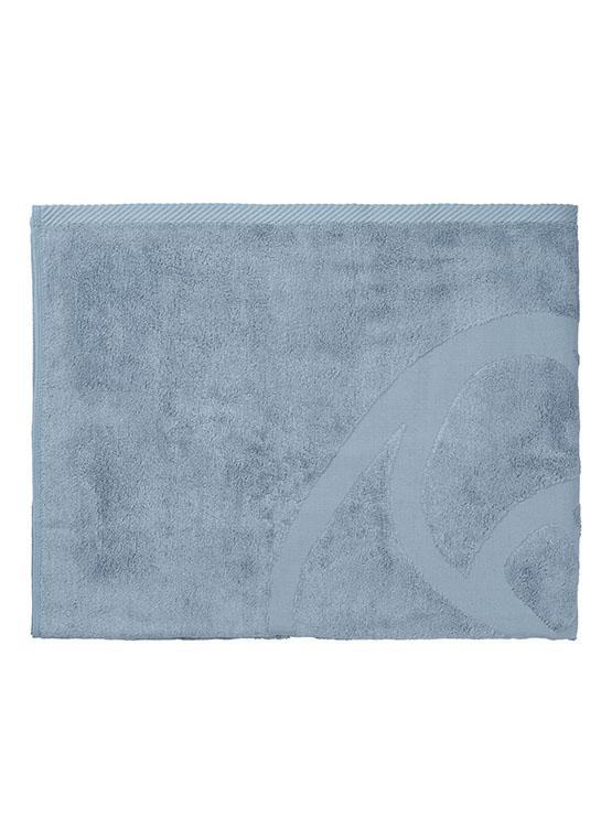 Billede af Bathing Towel i Dusty Blue