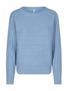 Remone 14 Pullover i Powder Blue