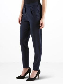 Yasclady Pant New i Navy Blazer